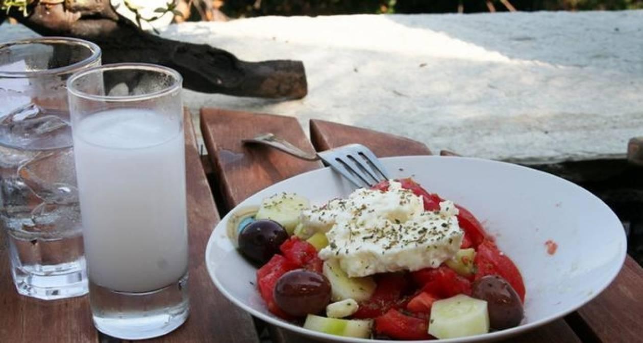 DW: Ελληνικά τρόφιμα στα γερμανικά ράφια