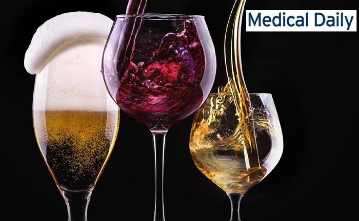 Ο υγιεινός τρόπος να καταναλώσουμε αλκοόλ