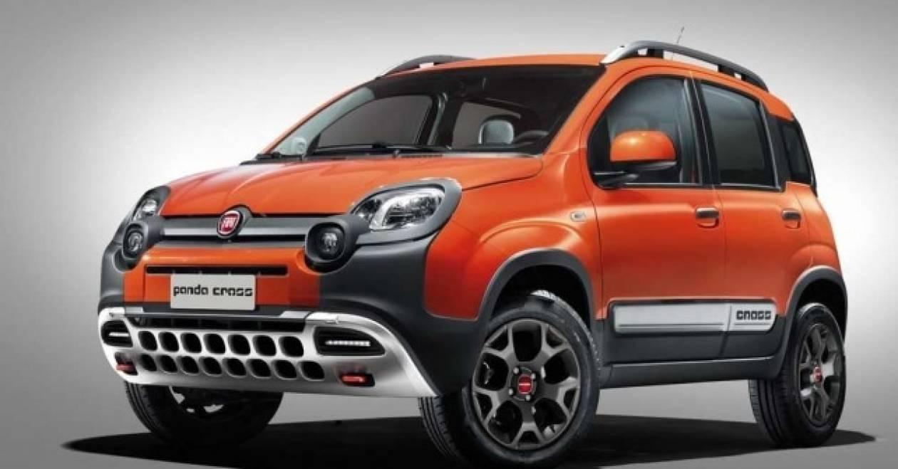 Fiat Panda 4X4 Cross: Ακόμα πιο 4X4
