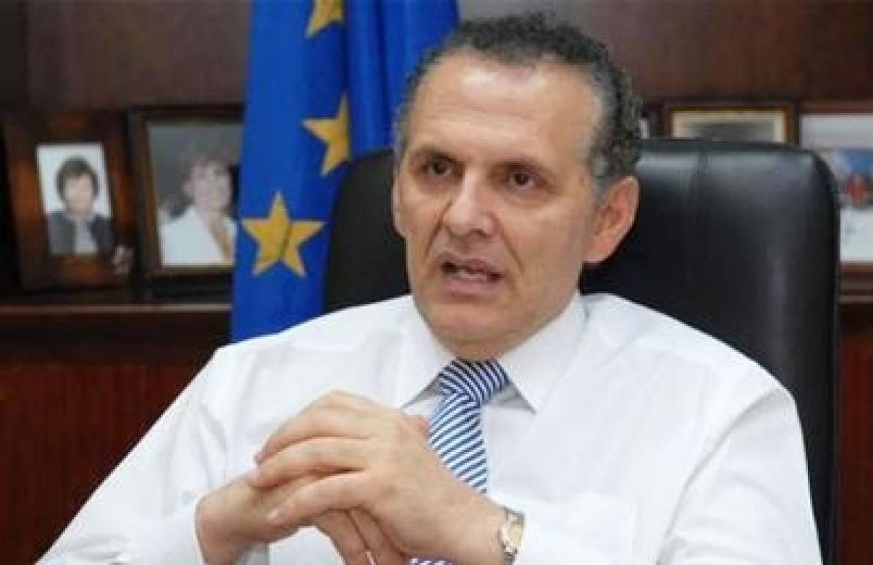 Στην Αθήνα ο Υπουργός Άμυνας της Κύπρου