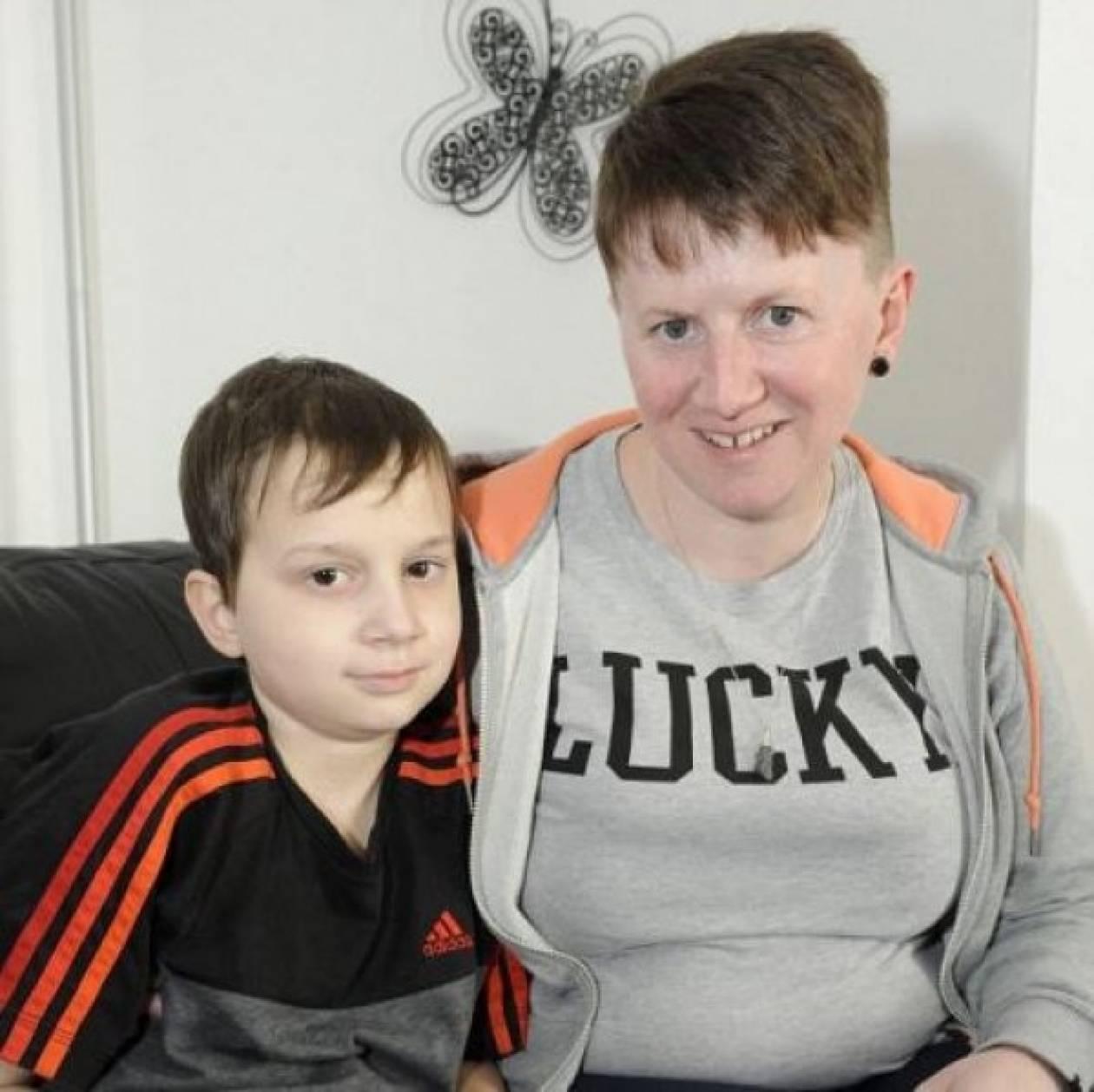 Το συγκλονιστικό μήνυμα 11χρονου που πεθαίνει από καρκίνο