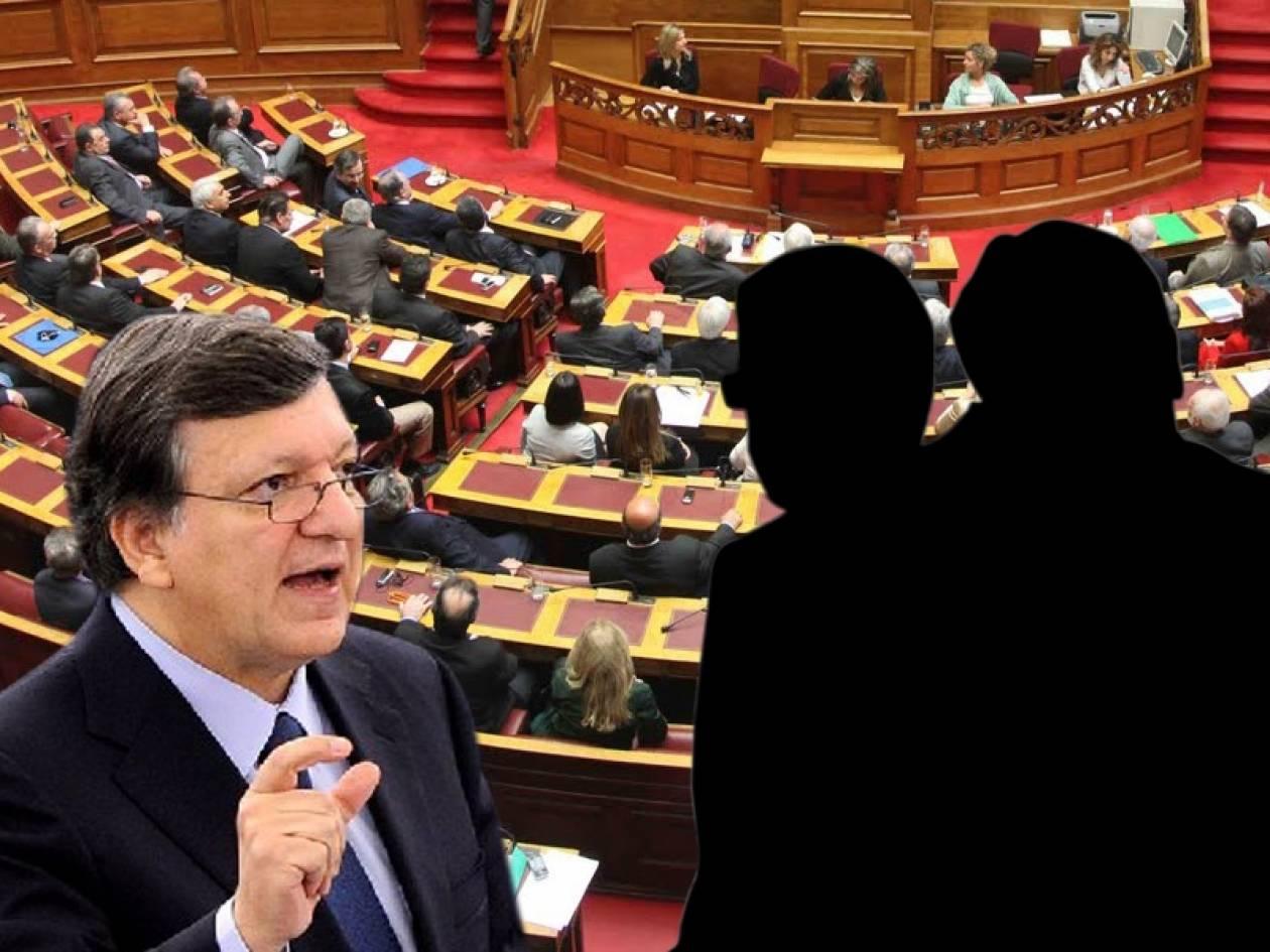 Ποιοι «κάρφωσαν» την ελληνική κυβέρνηση στον Μπαρόζο