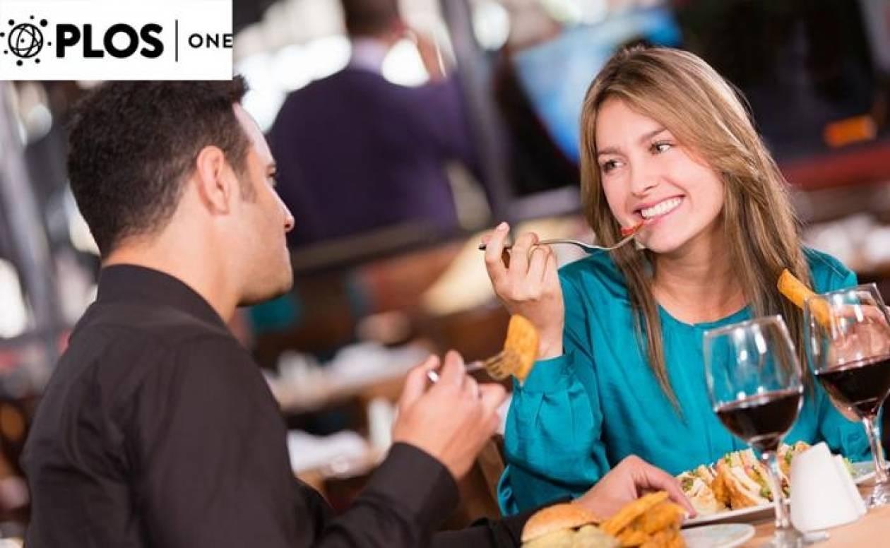 """Τι μπορεί να προκαλέσει ένα γεύμα με τον """"πρώην"""" σας..."""