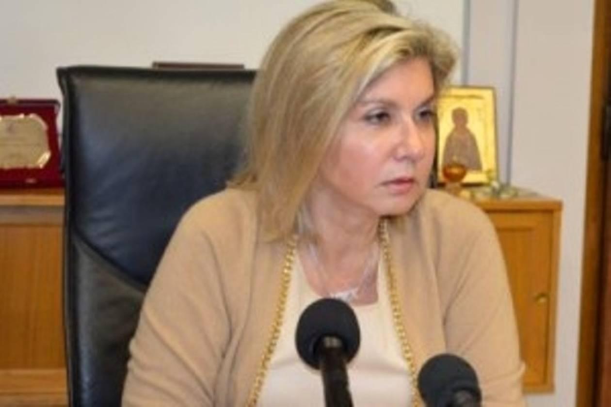 Στην Κεφαλονιά η υφυπουργός Υγείας Ζ. Μακρή