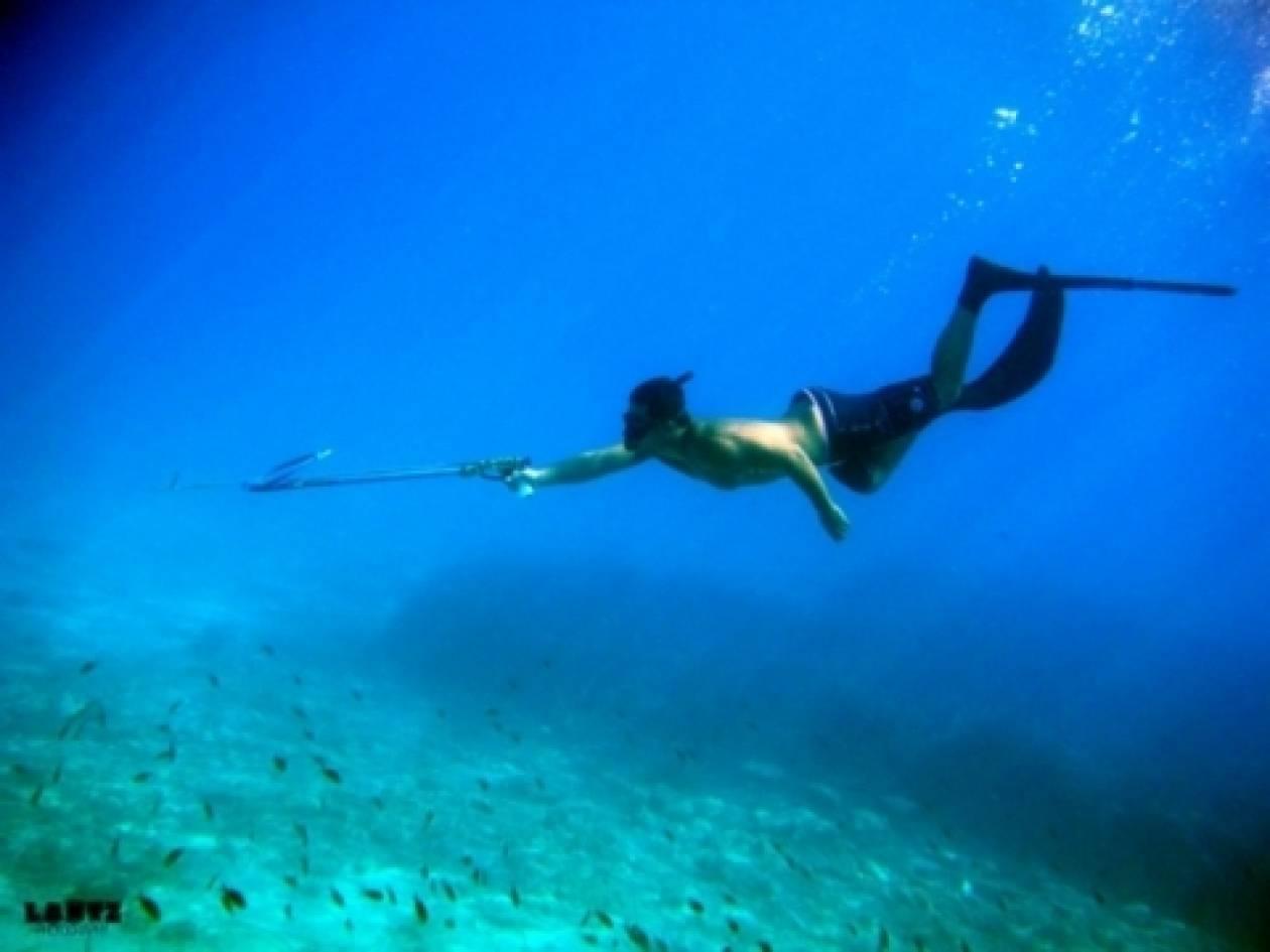 Τραγωδία με νεαρό ψαροντουφεκά στην Κρήτη