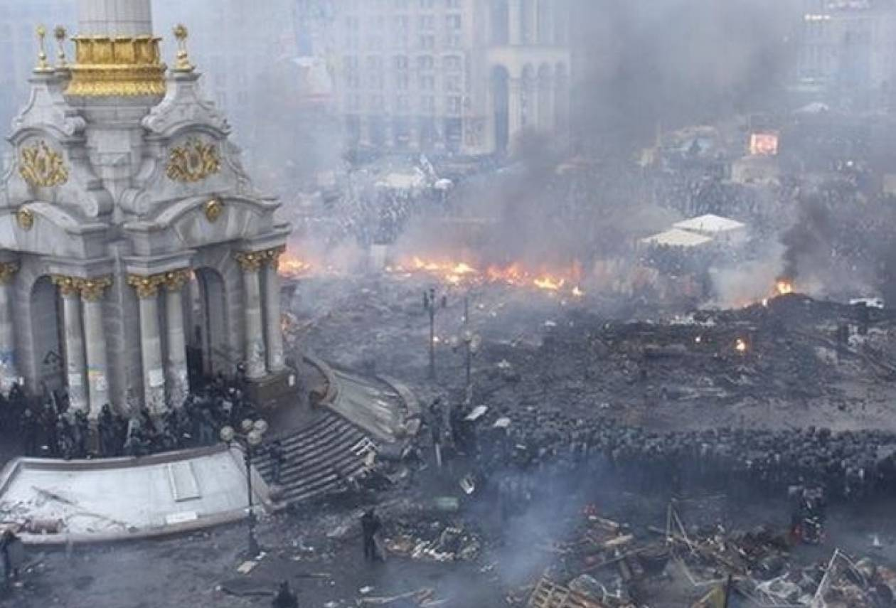 Ομπάμα: Θα υπάρξουν συνέπειες αν συνεχιστεί η βία στην Ουκρανία