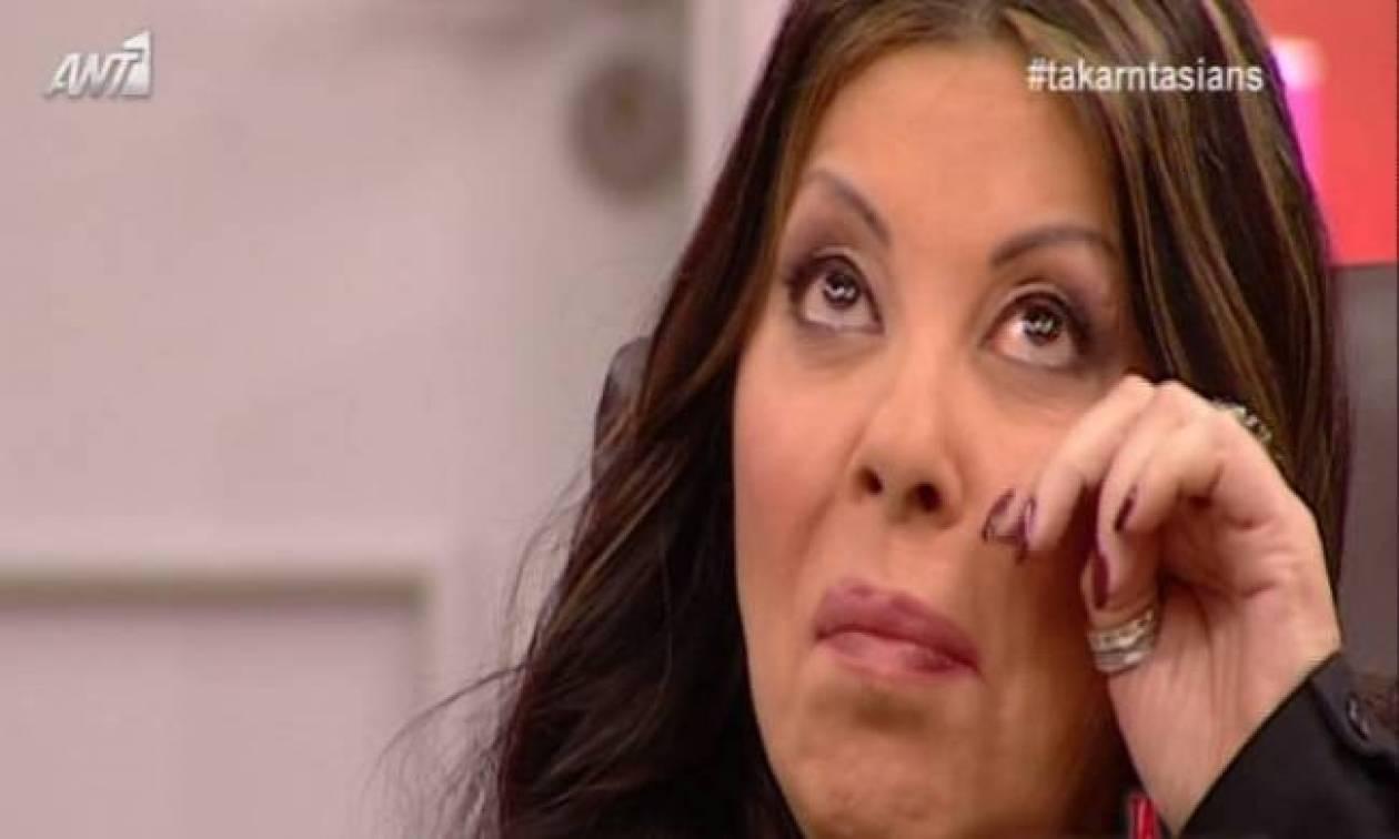 Άντζελα Δημητρίου: Η συγκίνησή της για την Τζένη Βάνου