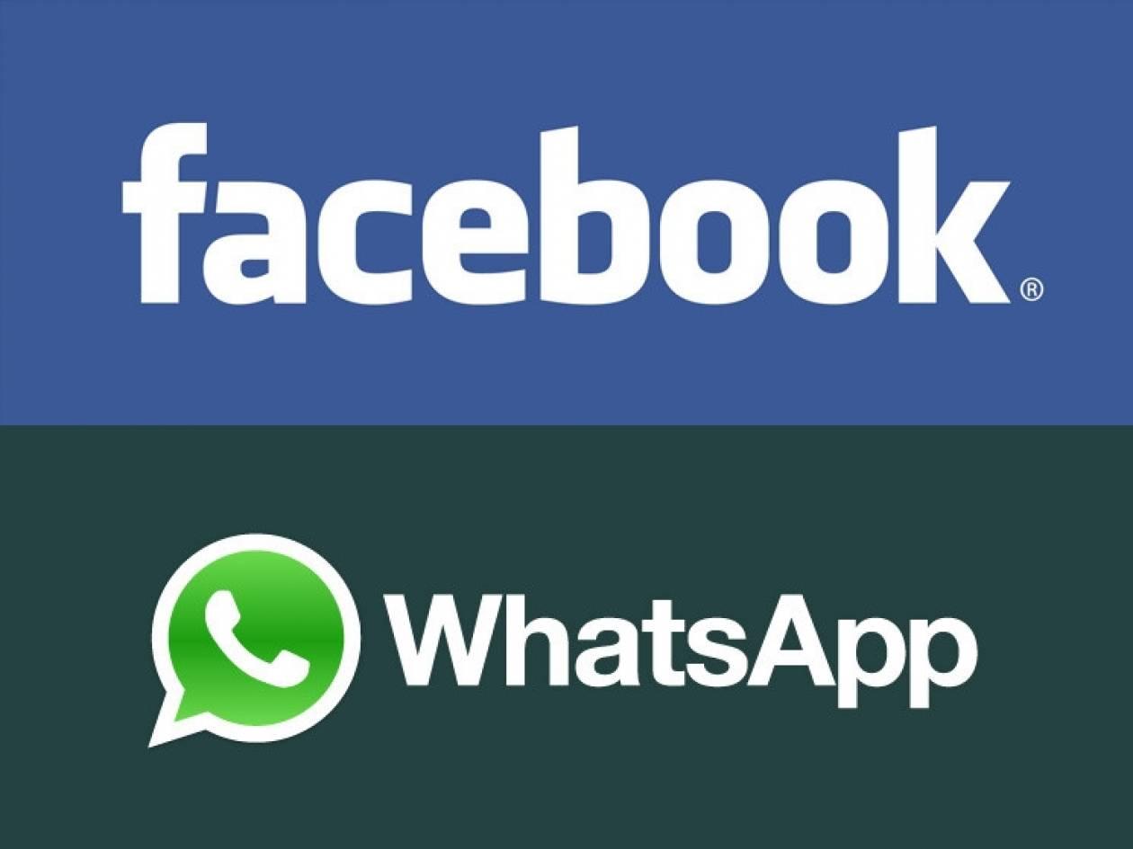 Το Facebook εξαγόρασε το WhatsApp για 16 δισ. δολάρια