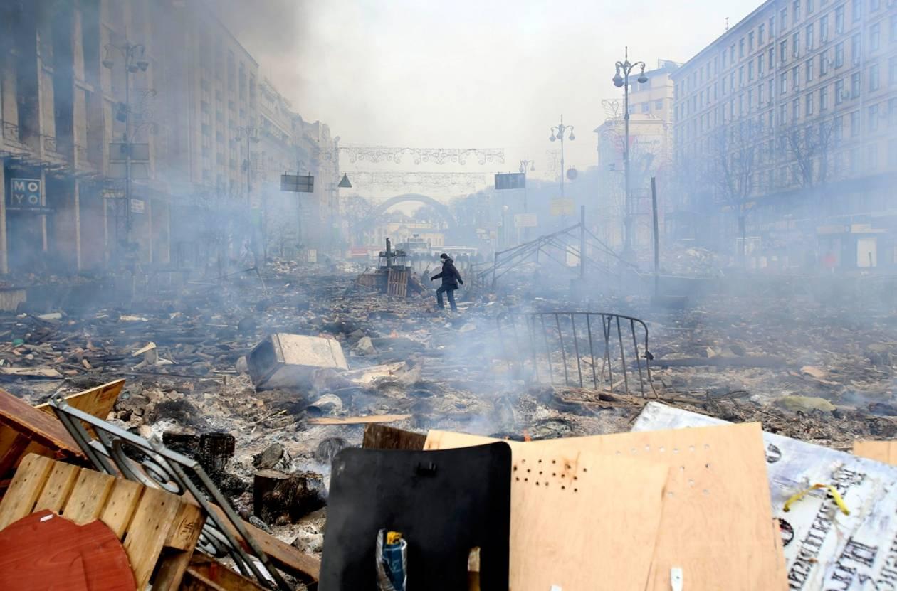 Τρεις ευρωπαίοι υπουργοί Εξωτερικών μεταβαίνουν στο Κίεβο