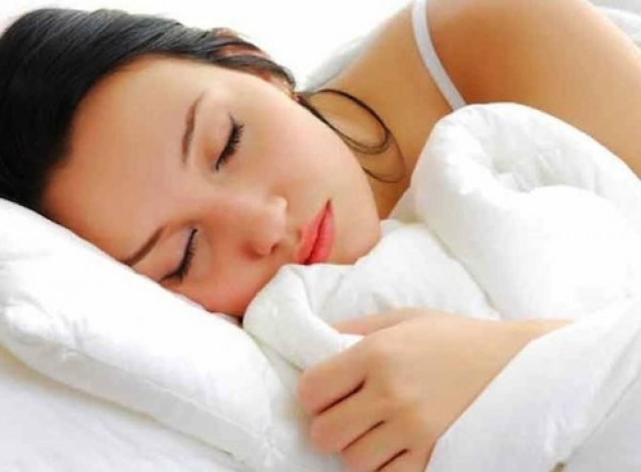 Οι μικρές συνήθειες της ημέρας που θα σας χαρίσουν τον τέλειο ύπνο