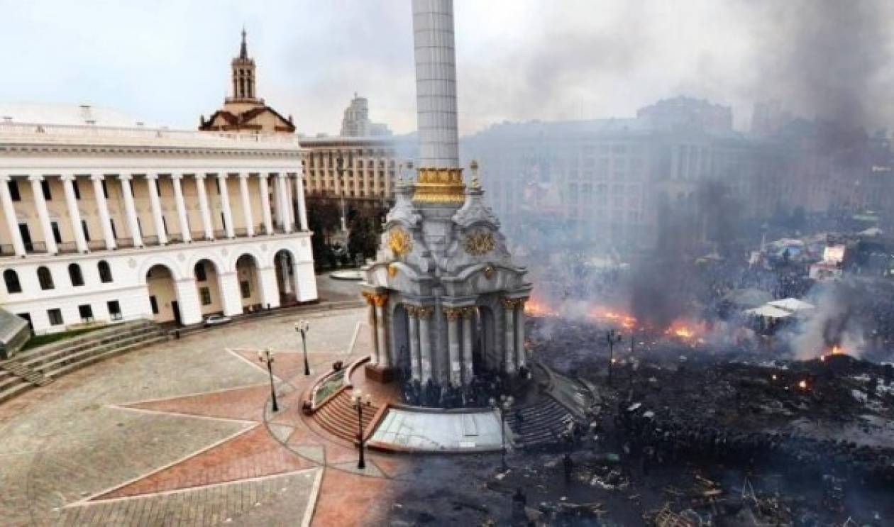 Κίεβο: Πριν και μετά - Η φωτογραφία που συγκλονίζει