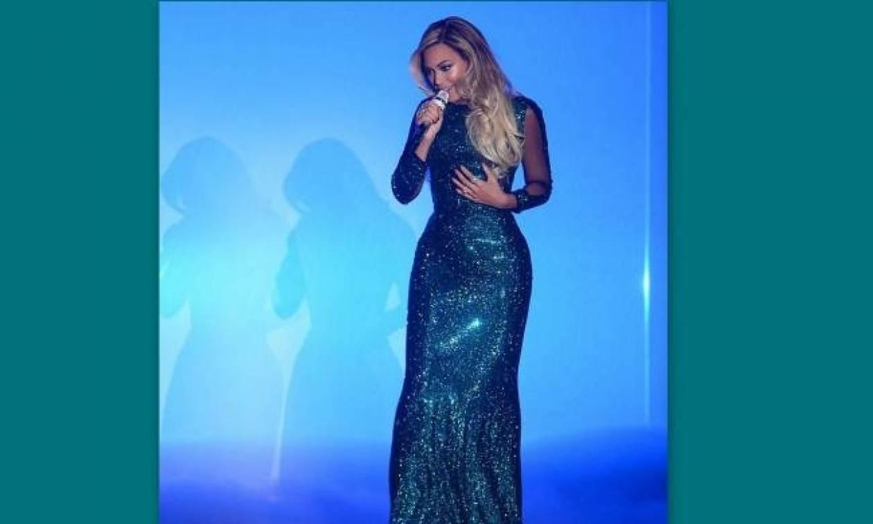 Beyonce: Στα «Brit Awards» με δημιουργία Βρεττού Βρεττάκου!