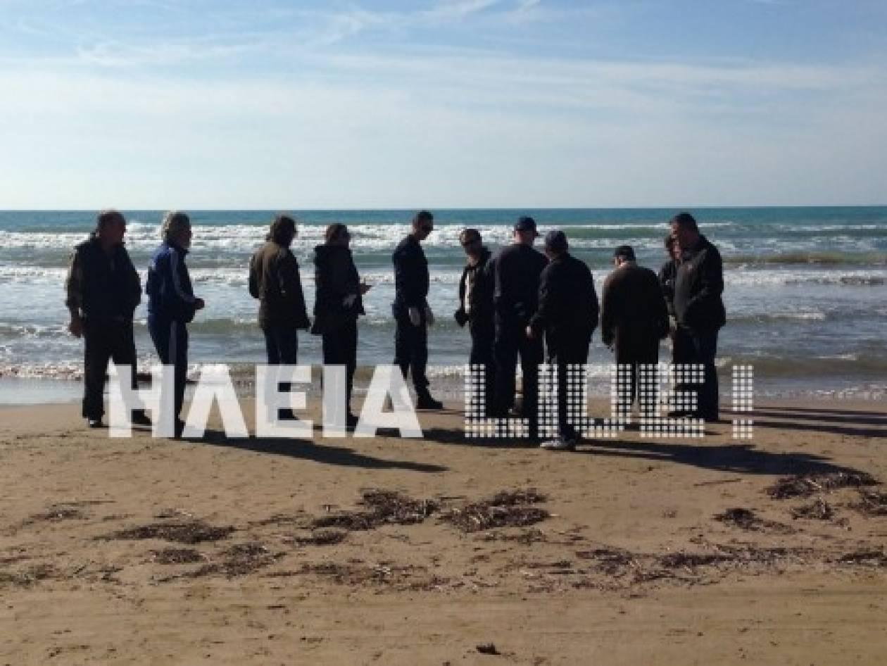 Ηλεία: Θρίλερ με πτώμα που ξέβρασε η θάλασσα - Φέρει τραύματα (pic)
