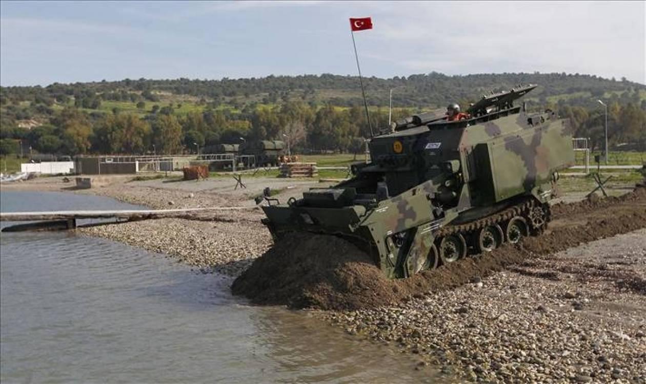 Οι Τούρκοι ετοιμάζονται να… μπουκάρουν στον Έβρο με «Κάστορα»!