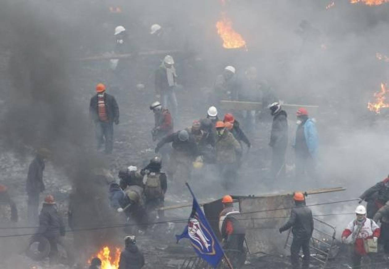 Αυξάνονται οι νεκροί στην Ουκρανία (vid)
