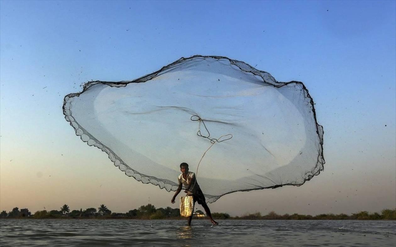 Εικόνα από την καθημερινή ζωή στην Ινδία