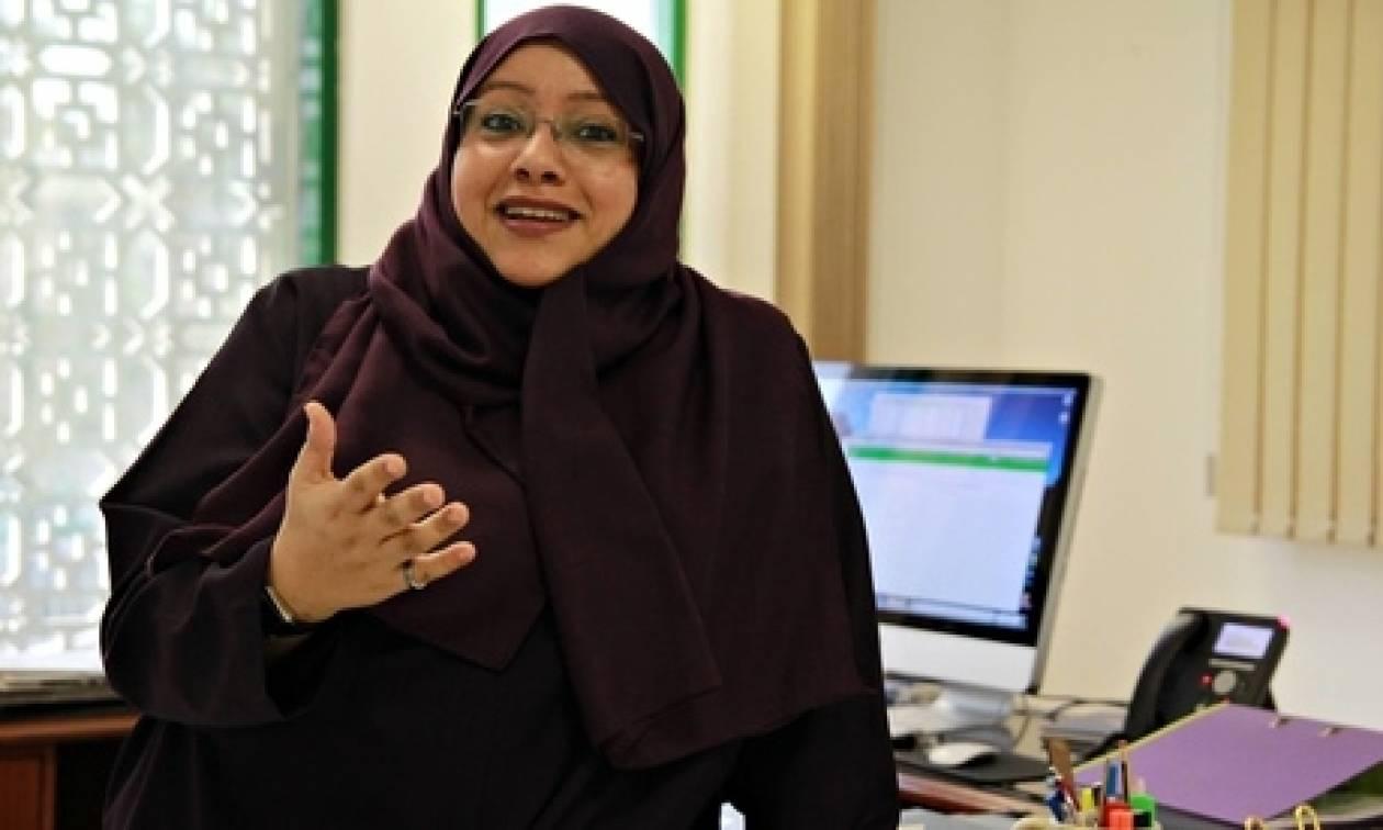 Γυναίκα για πρώτη φορά διευθύντρια εφημερίδας στη Σαουδική Αραβία