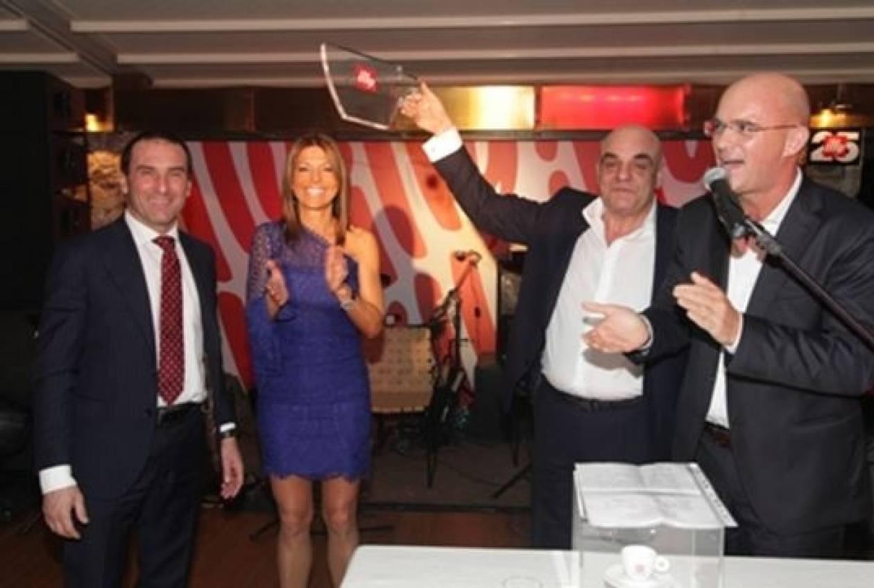 Επετειακή Εκδήλωση – Gala: illy 25 χρόνια στην Ελλάδα