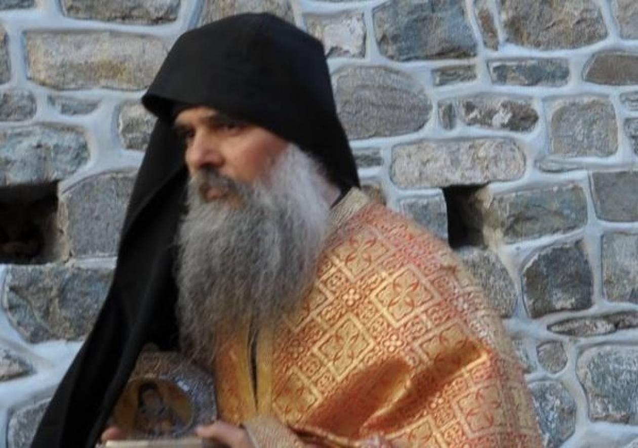 Νέος Ηγούμενος στη Μονή Γρηγορίου στο Άγιο Ορος