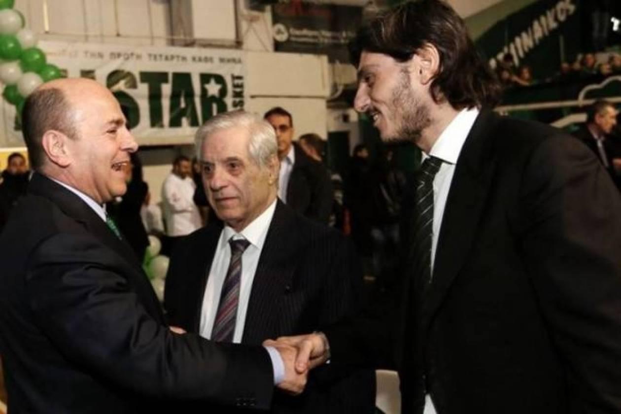 Κοινή ανακοίνωση ΚΑΕ και ΠΑΕ για τη συνάντηση Γιαννακόπουλου-Αλαφούζου