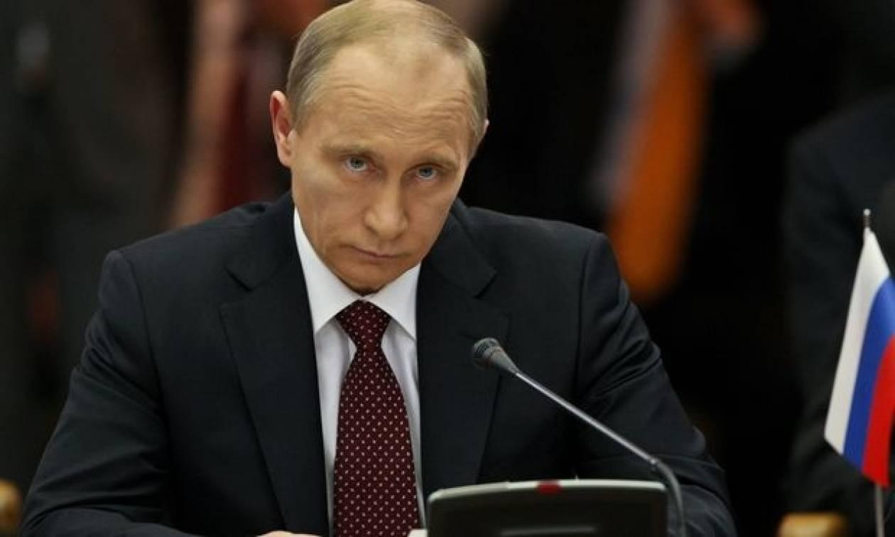 Ο Πούτιν στέλνει εκπρόσωπο στο Κίεβο