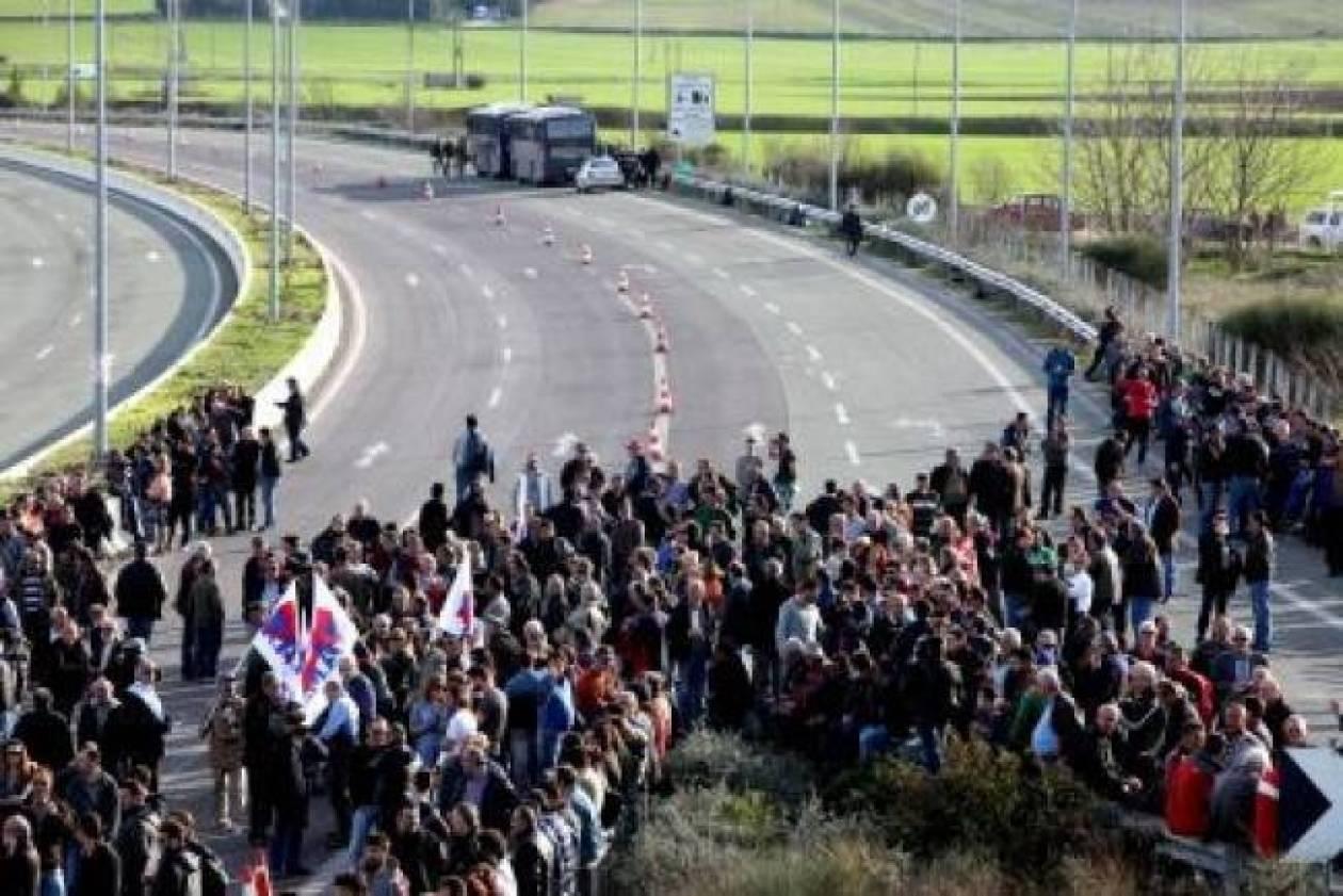 Αποσύρονται την Παρασκευή οι αγρότες της Νίκαιας