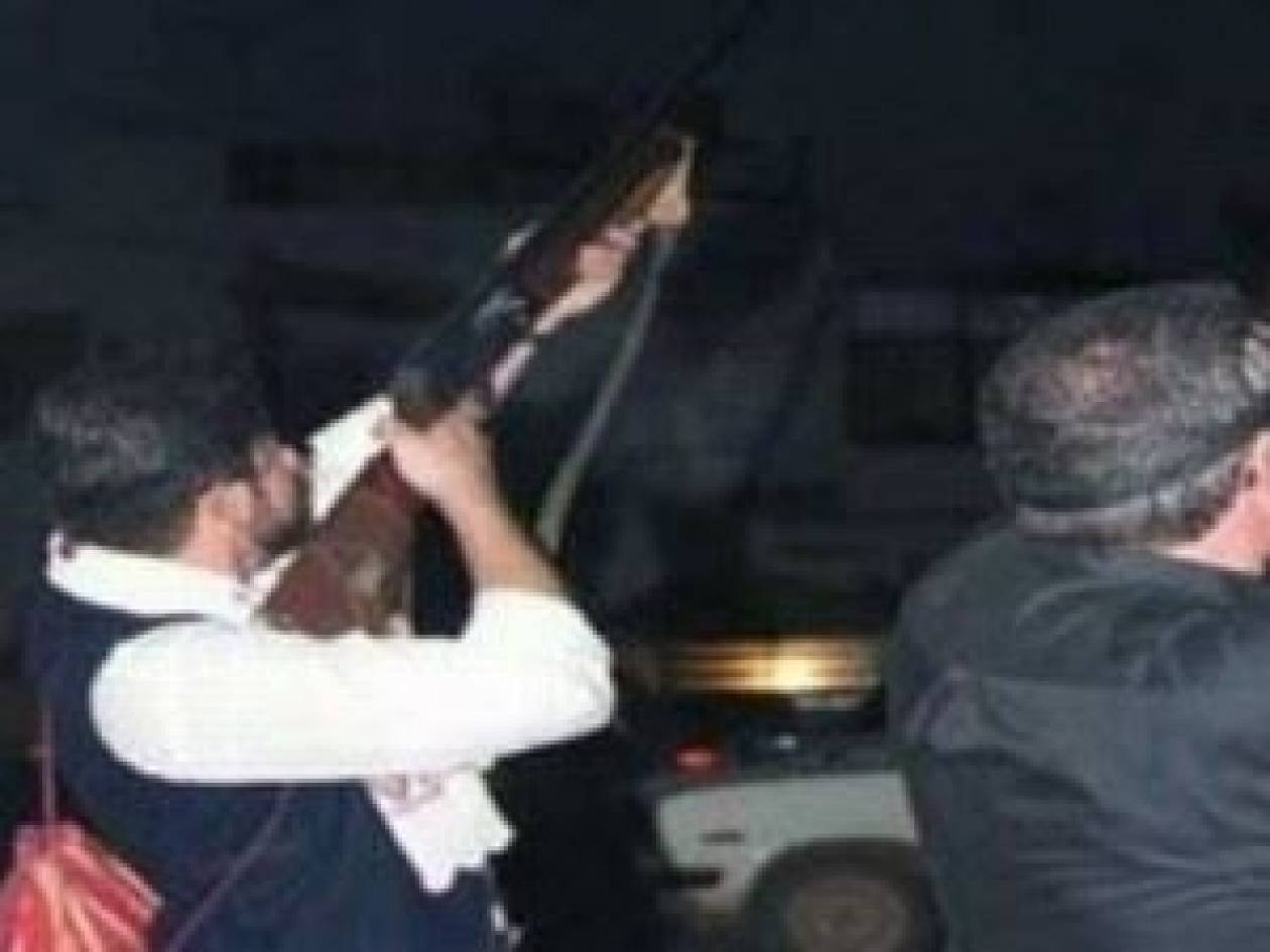 Επεισοδιακό τσίκνισμα στα Χανιά - Επενέβη η αστυνομία