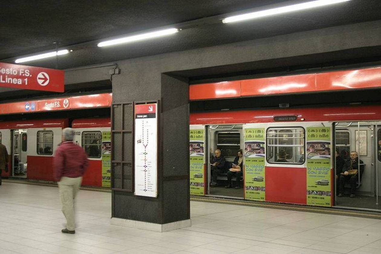 Το μετρό στο Μιλάνο αναζητά «σπόνσορες» για να γίνει πιο μοντέρνο