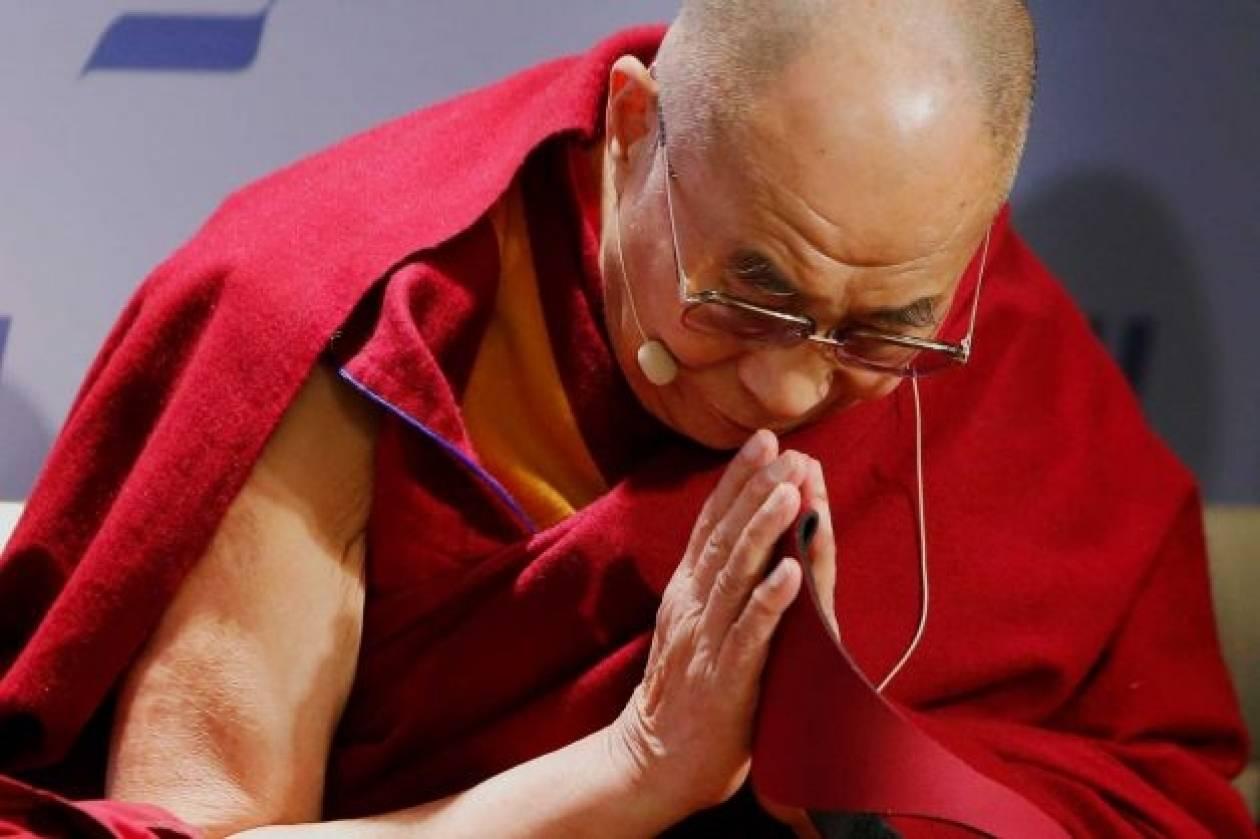 Αυστηρή προειδοποίηση της Κίνας στις ΗΠΑ για τον Δαλάι Λάμα