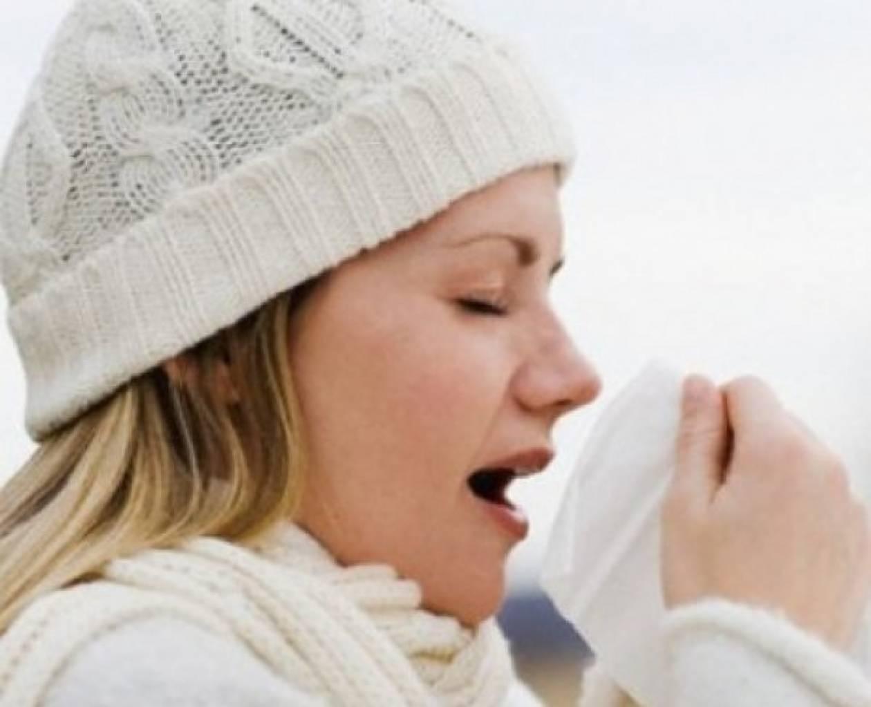 Κρυολόγημα: Οφείλεται στις χαμηλές θερμοκρασίες του Χειμώνα;