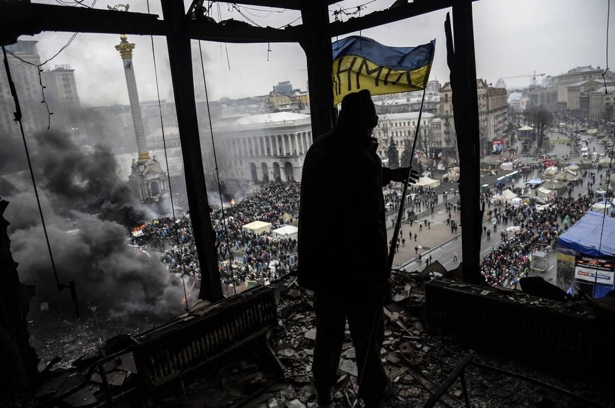 Δείτε εικόνα LIVE από το Κίεβο