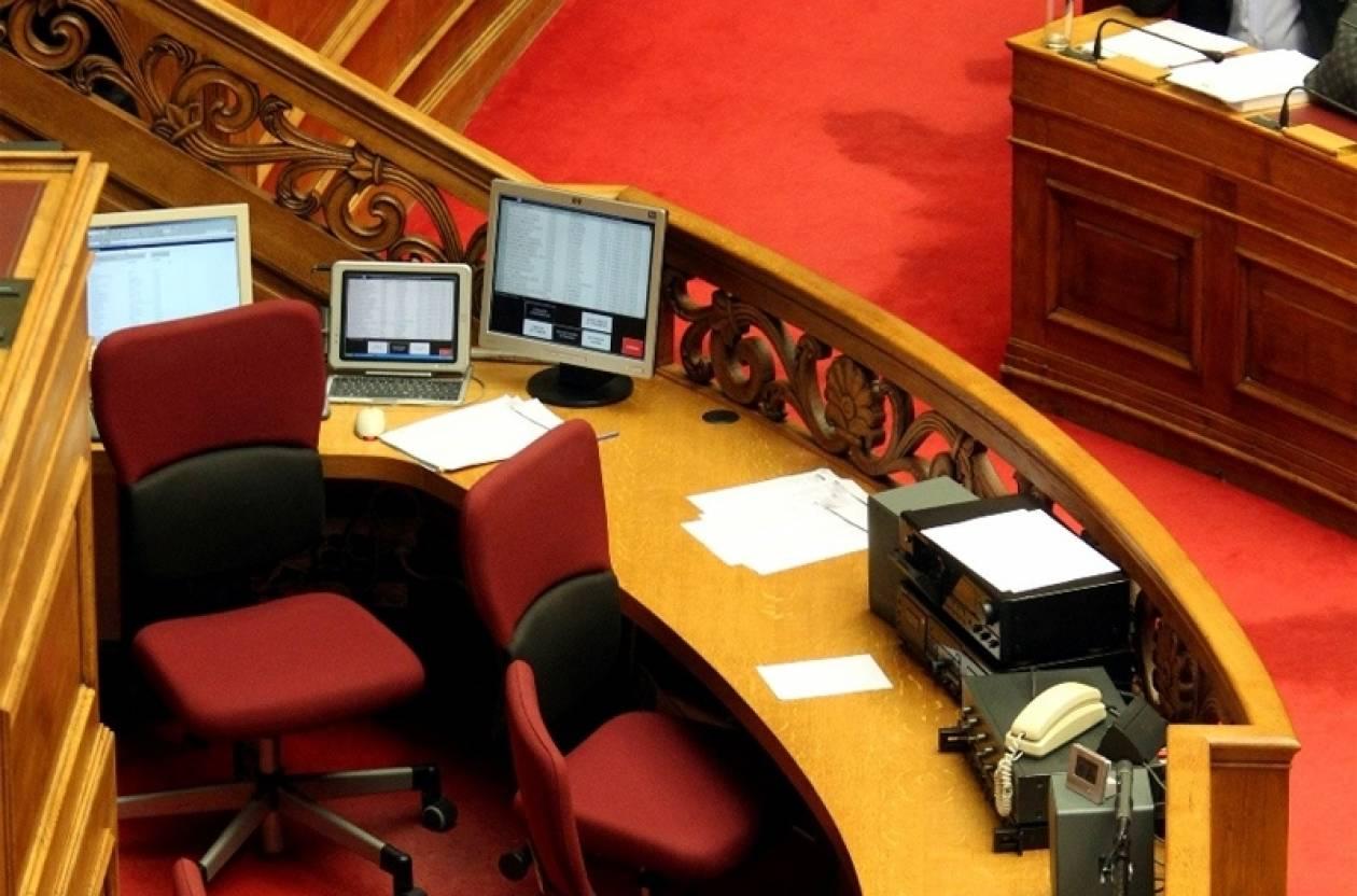 Οι μισθοί των γραμματέων στη Βουλή