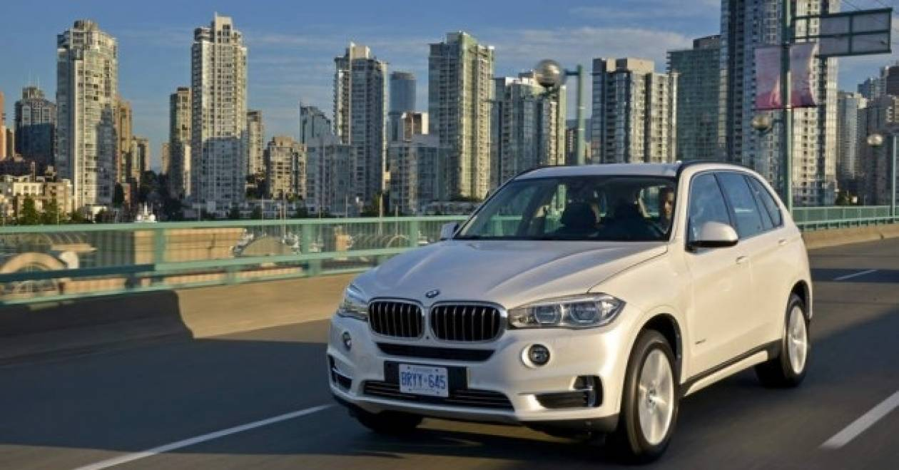 Nέα BMW X5: Αμερικάνικη διαφήμιση με τίτλο respect
