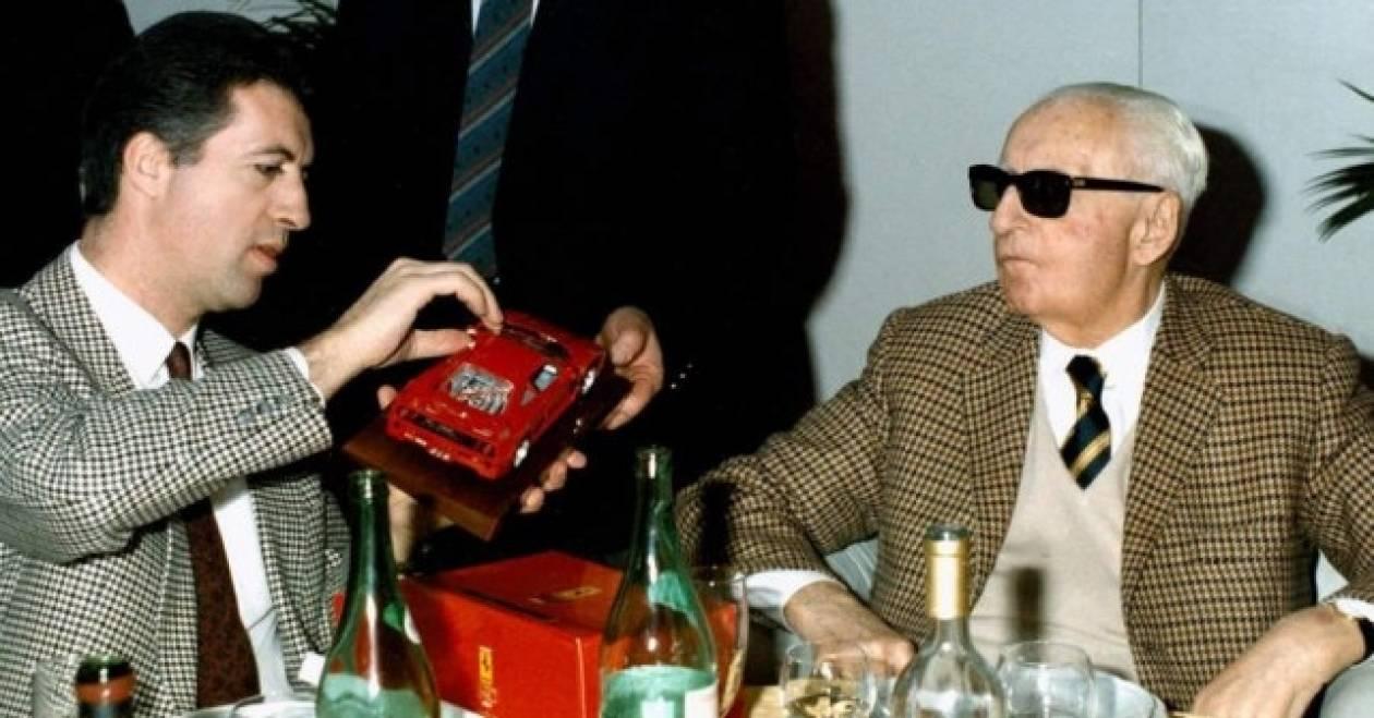 Enzo Ferrari: 116 χρόνια από τη γέννηση του