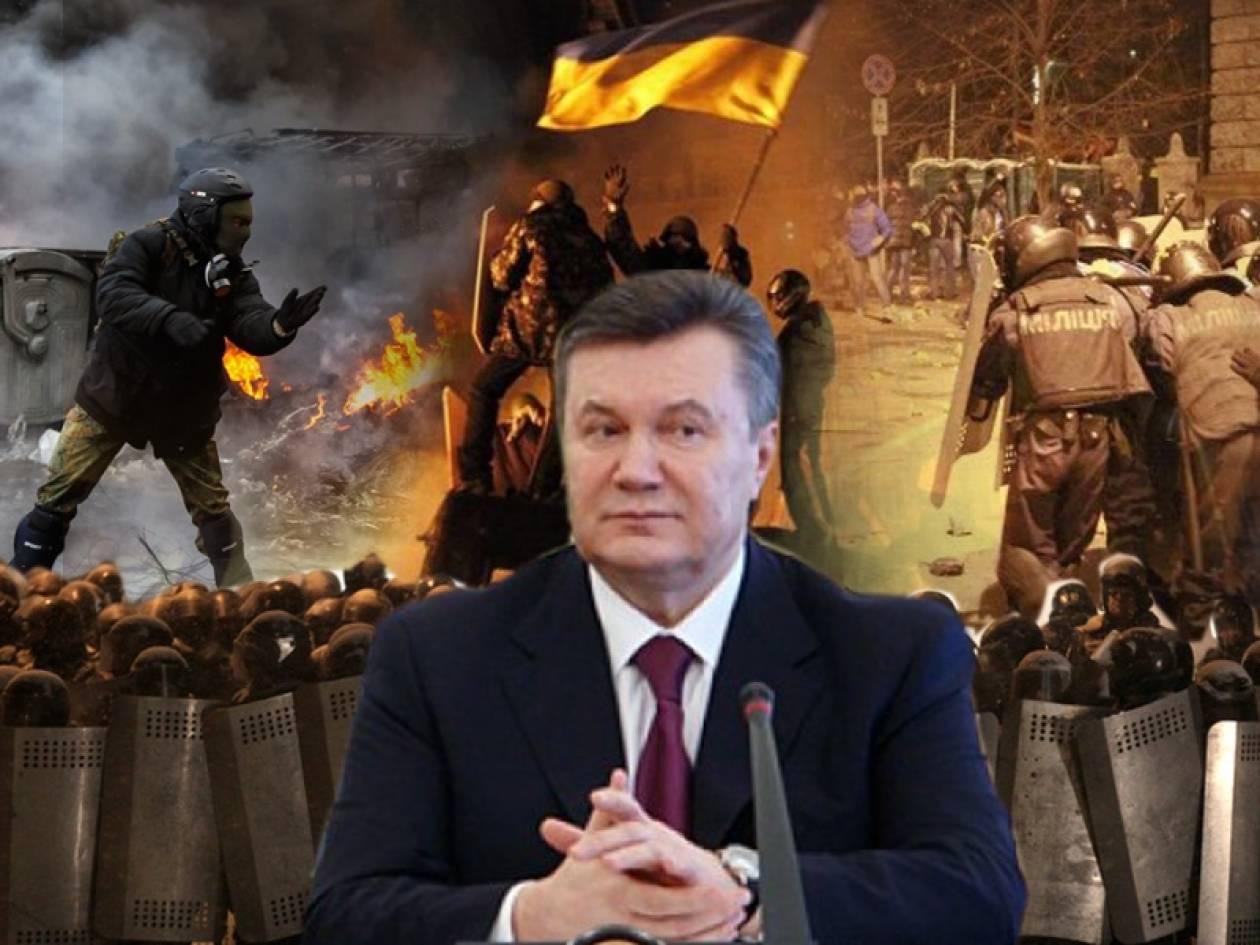 Υπεγράφη η συμφωνία μεταξύ Γιανουκόβιτς και αντιπολίτευσης