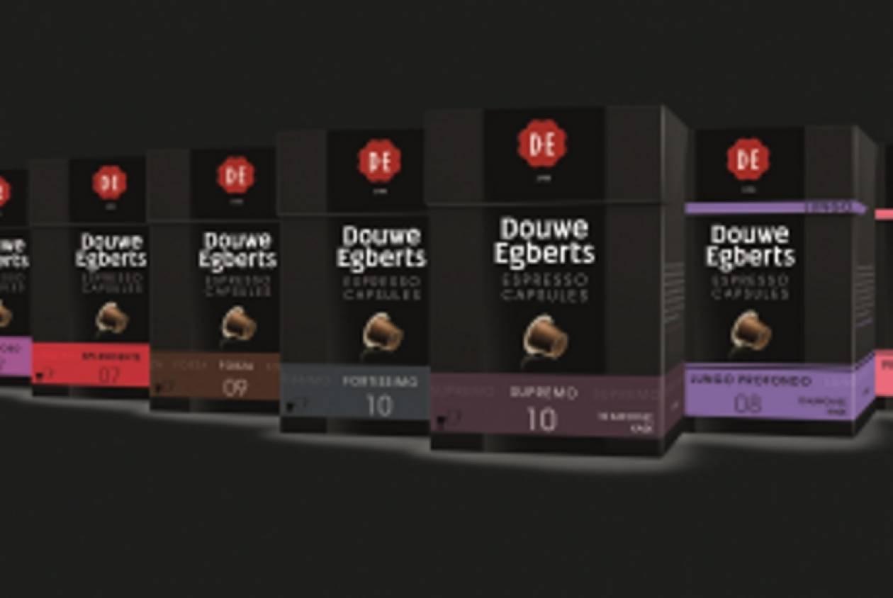 Διαθέσιμες στα σούπερ μάρκετ οι νέες κάψουλες Espresso Douwe Egberts