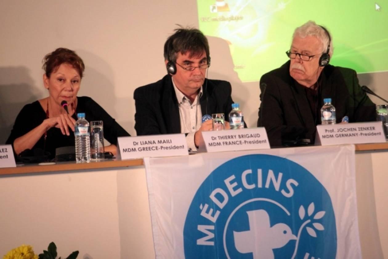 «Σε ακραία κατάσταση η Ελλάδα λόγω των περικοπών στην υγεία»