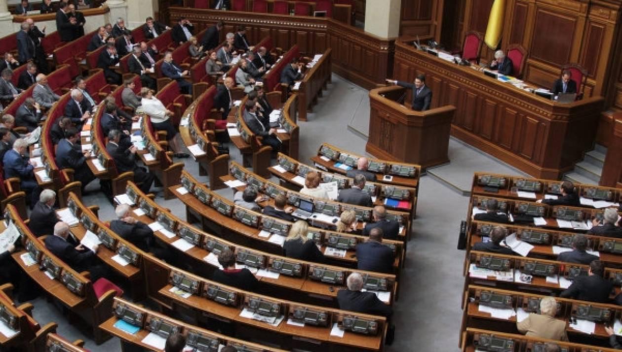 Επικύρωσε τη συμφωνία η Βουλή της Ουκρανίας