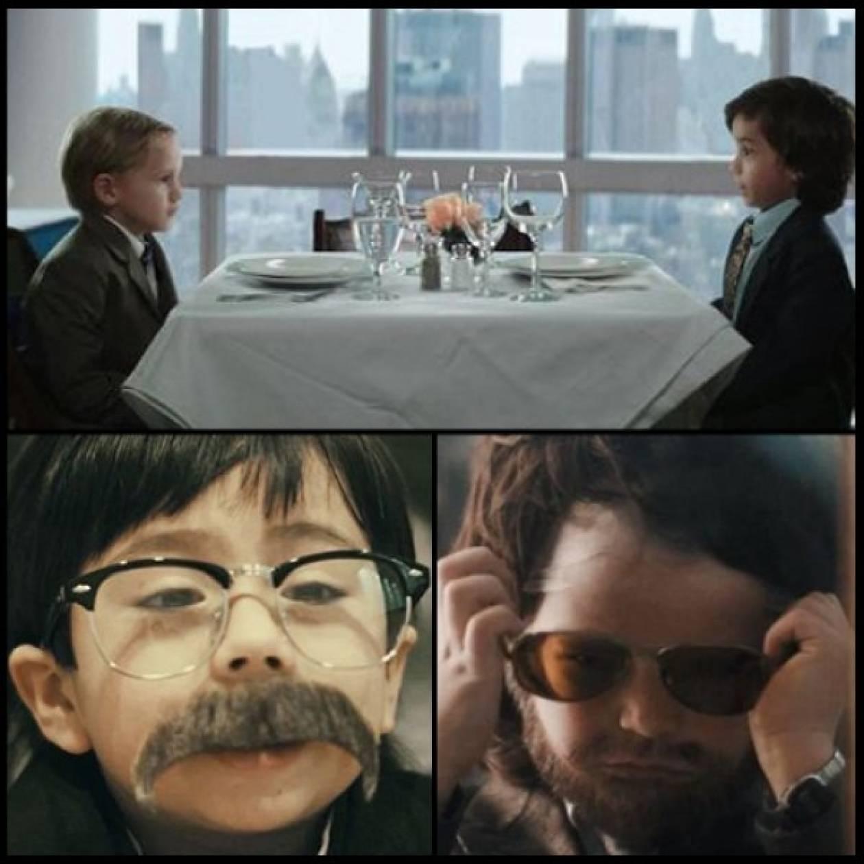 Παιδιά ψυχραιμία, είναι απλά... Oscar (vid)
