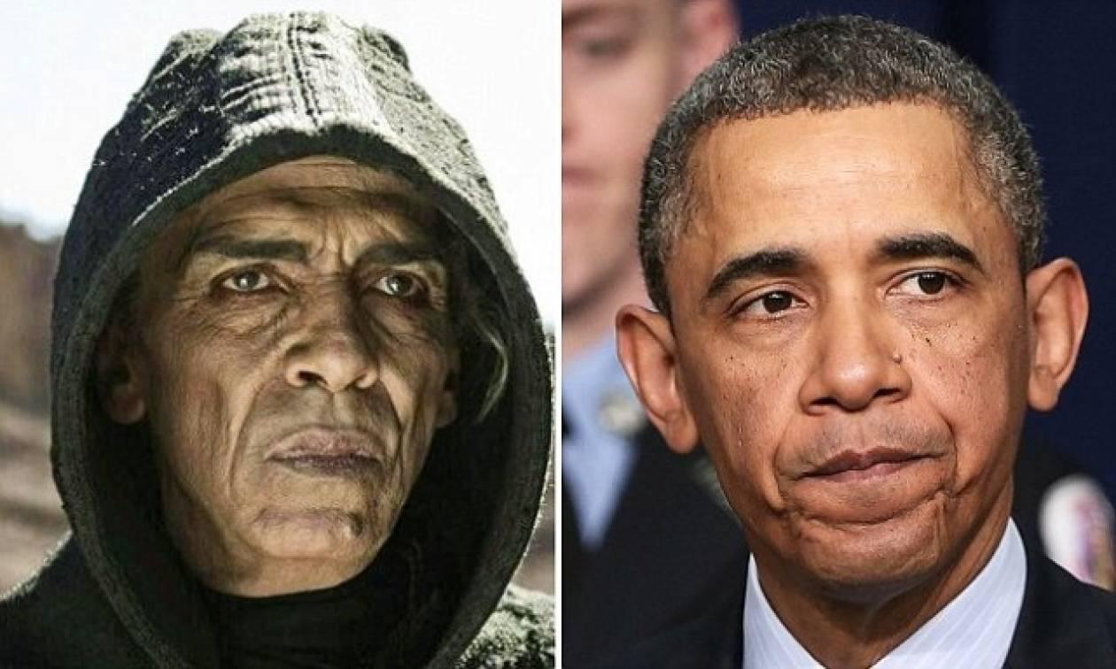 Έδιωξαν τον «Σατανά» επειδή έμοιαζε (;) στον Ομπάμα! (vid)