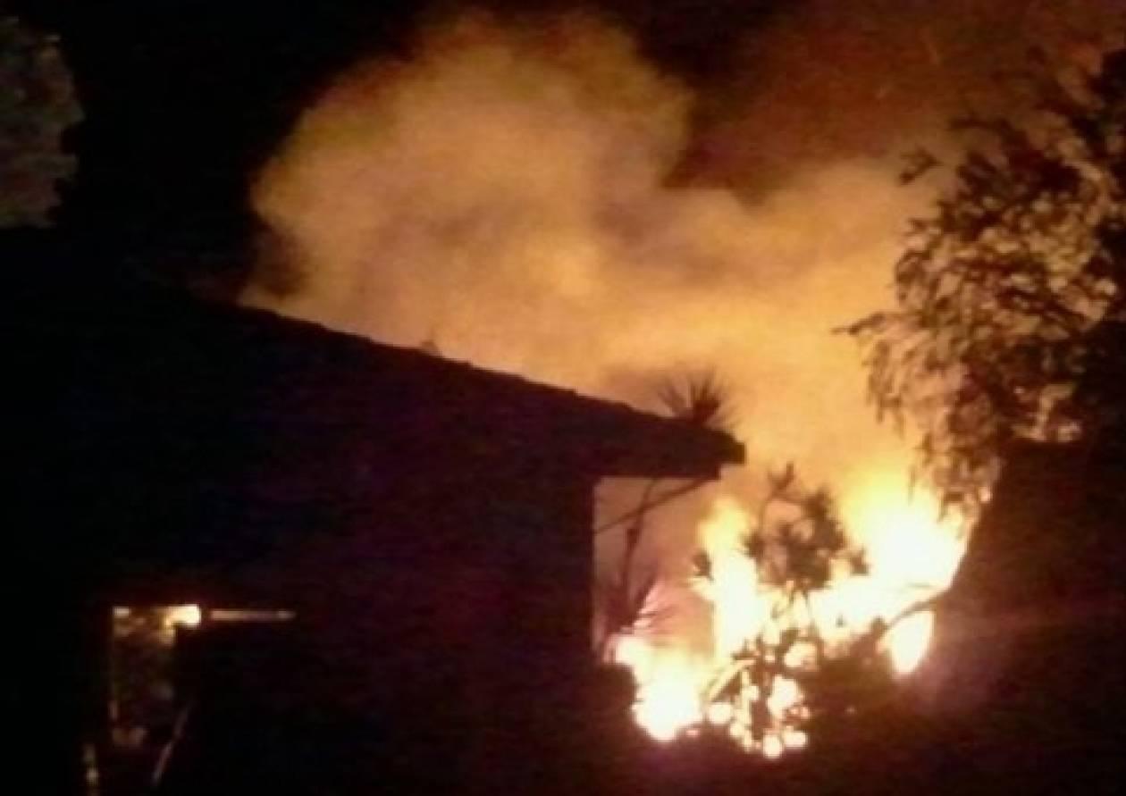 Η τραγωδία διάσημου σεφ που έχασε γυναίκα και παιδιά σε πυρκαγιά
