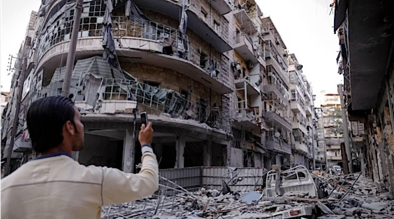 Συρία: Ελεύθεροι 38 από τους συλληφθέντες στην παλιά πόλη της Χομς