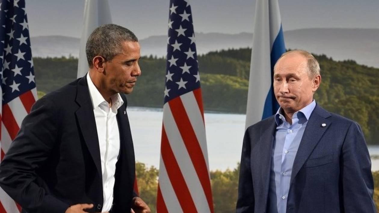 Συνομιλία Ομπάμα – Πούτιν για την κρίση στην Ουκρανία