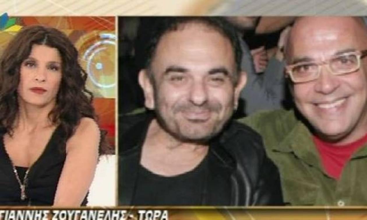 Συντετριμμένος ο Ζουγανέλης: «Έφυγε» γλυκά και ήσυχος ο Σάκης