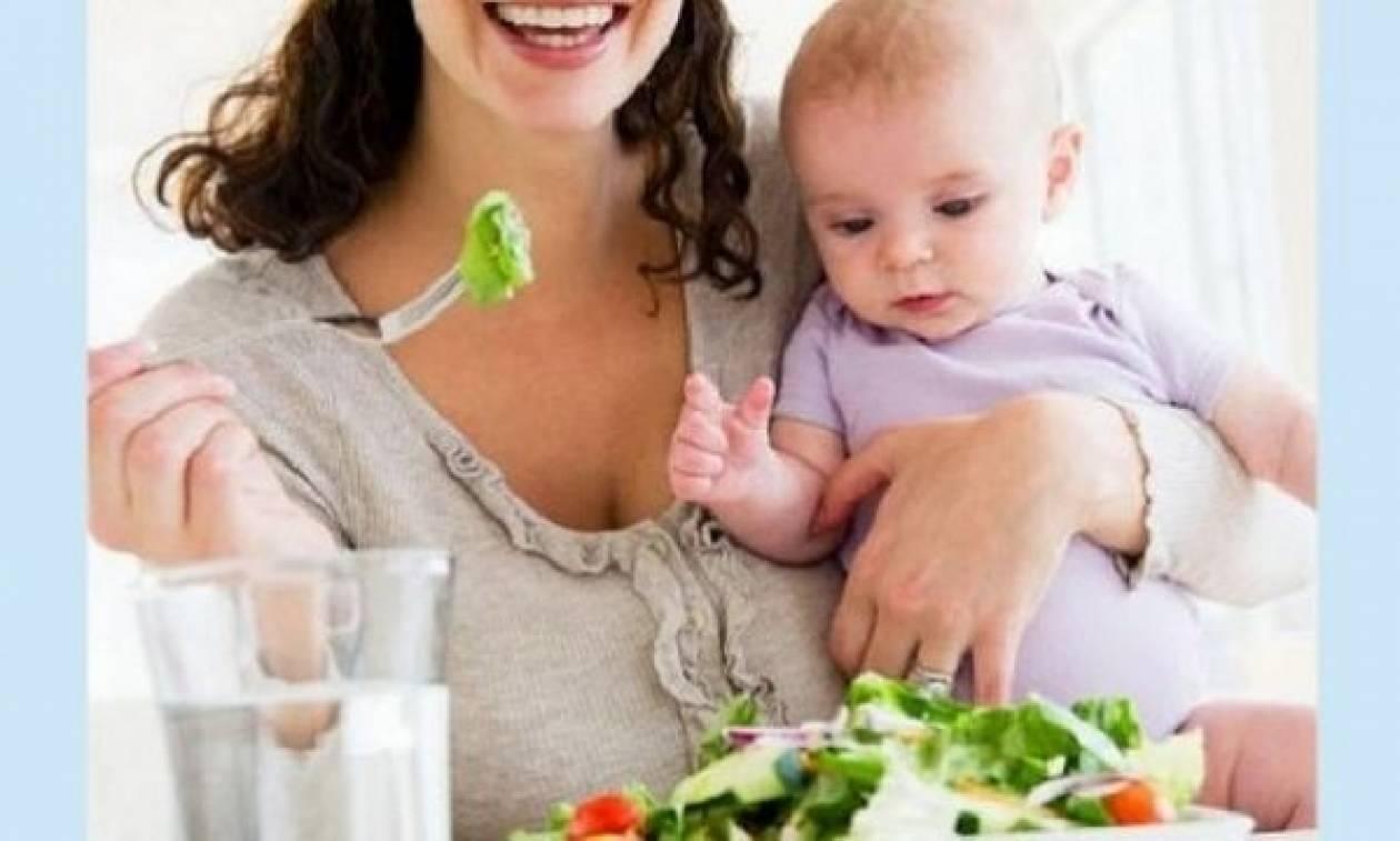 Τι να τρώω για να έχω περισσότερο γάλα για το μωρό μου;