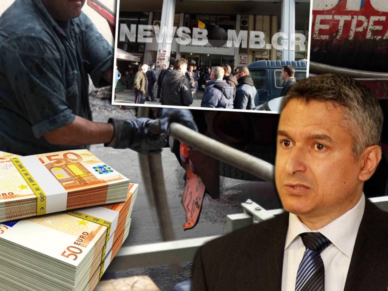 Σήμερα οι απολογίες των συλληφθέντων για το λαθρεμπόριο καυσίμων (pic)