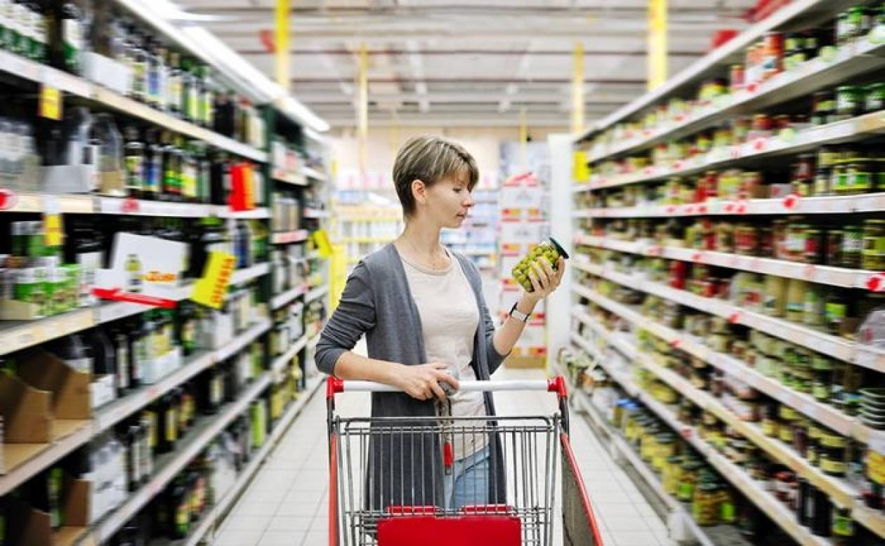 """""""Ύποπτες"""" οι συσκευασίες των τροφίμων για την υγεία μας"""