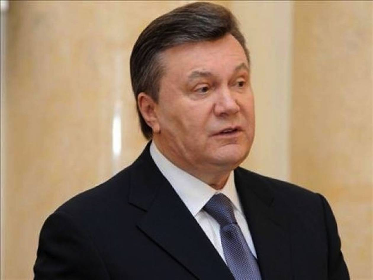 Πιέσεις της αντιπολίτευσης για παραίτηση Γιανουκόβιτς