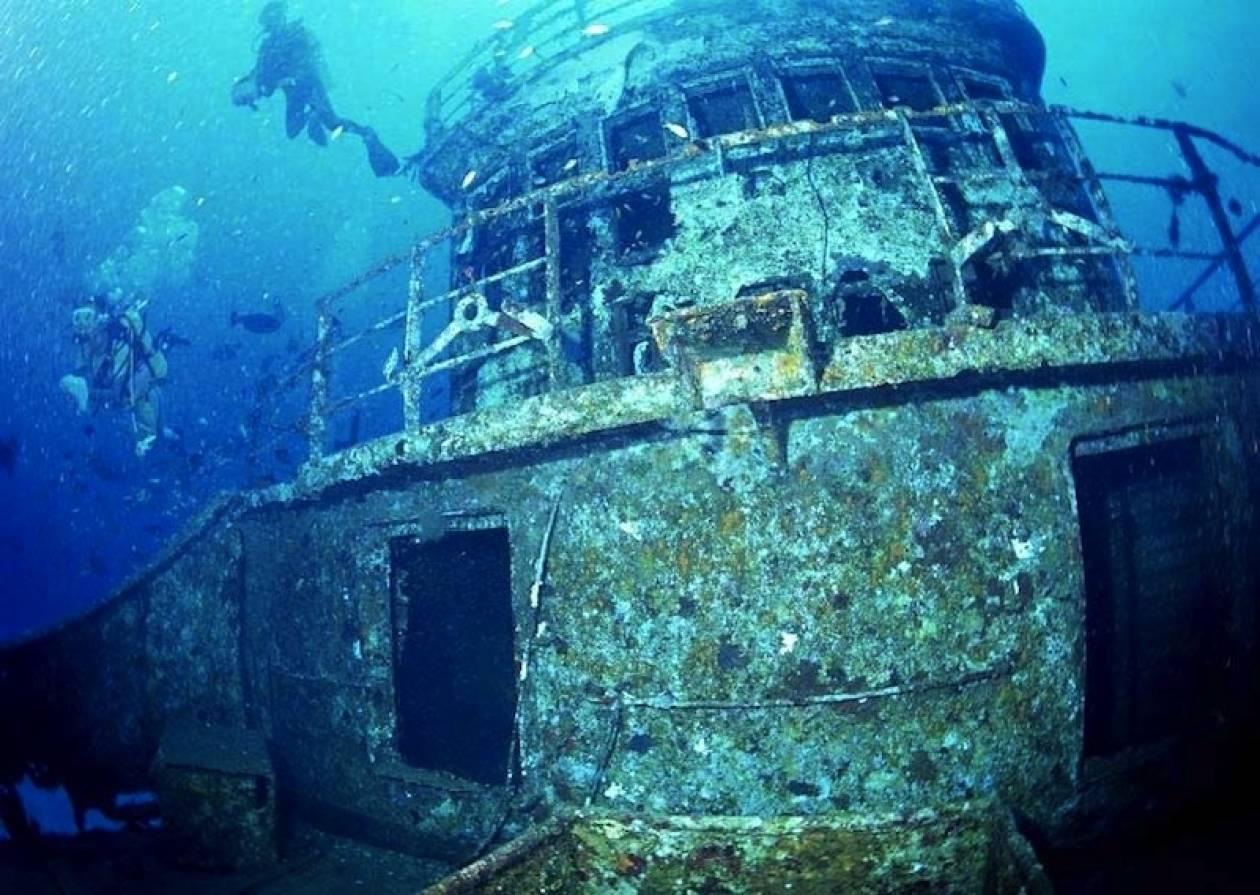 Θα ελέγχουν μέσω δορυφόρου ναυάγια και αρχαίους οικισμούς