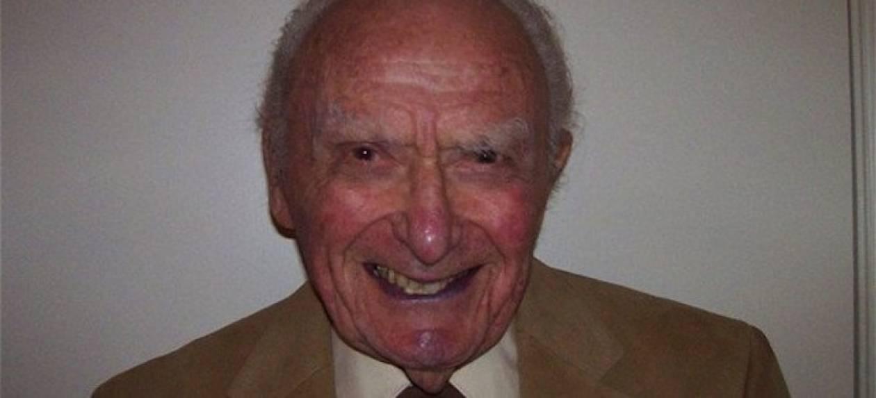 Υποψήφιος γερουσιαστής ετών 101 (vid)